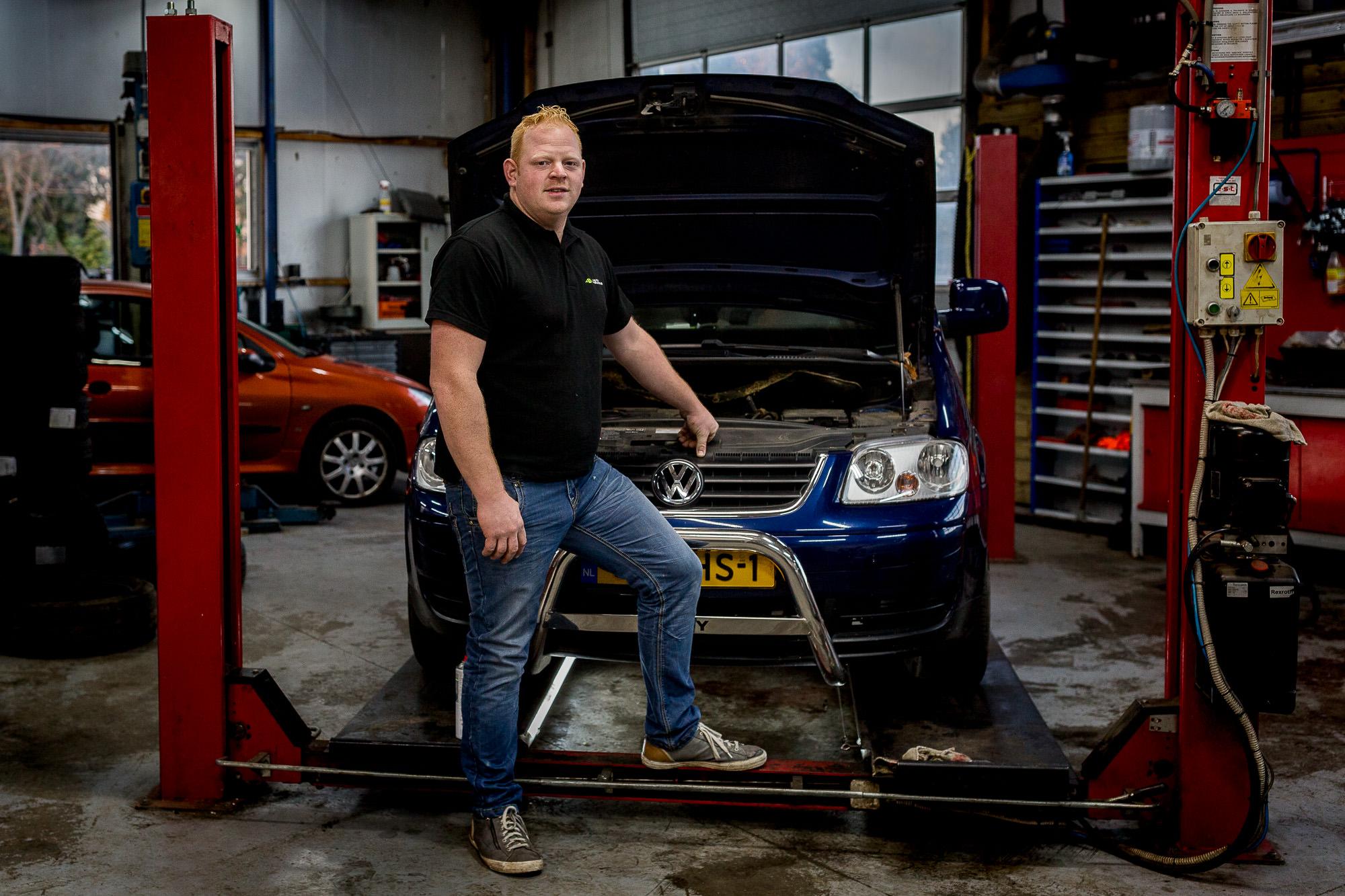 Bedrijfsfotografie | Auto Veldhuis