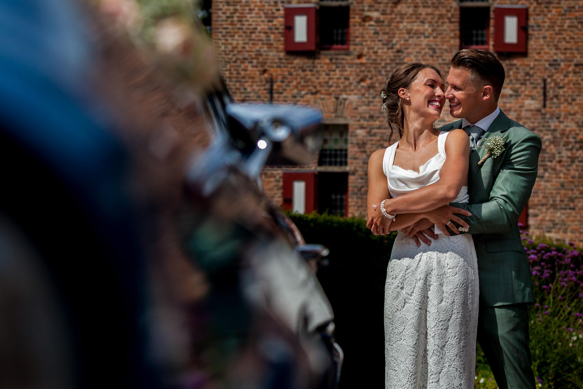 Bruidsreportage in 's Heerenberg | Rosanne & Dennis