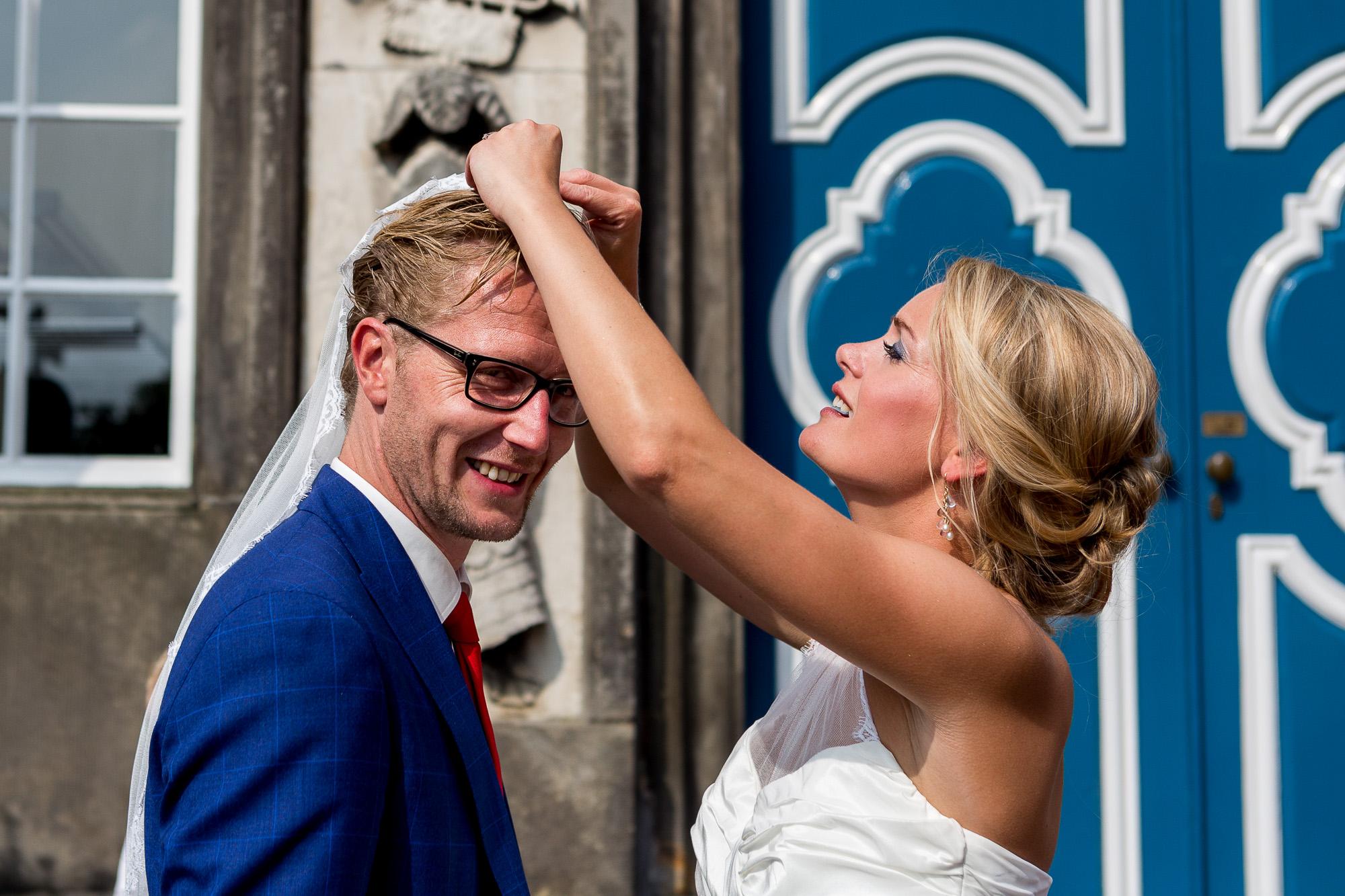 Bruidsfotografie in Zutphen   Sanne & Carel